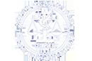 PTK logo white