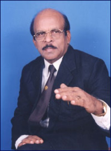 Rev. Dr. Gnana Robinson