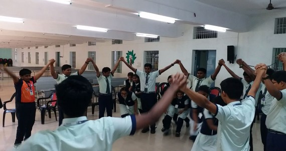 School based training/consultation